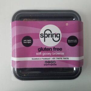Gluten Free Chocolate Brownies - Order Online | Sprinng Foods