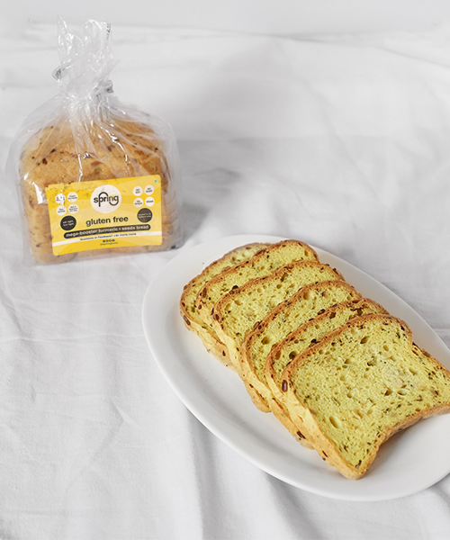 buy gluten free breads online India