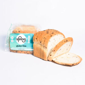 Gluten Free Multiseed Bread - Buy Fresh Bread Online | Sprinng Foods