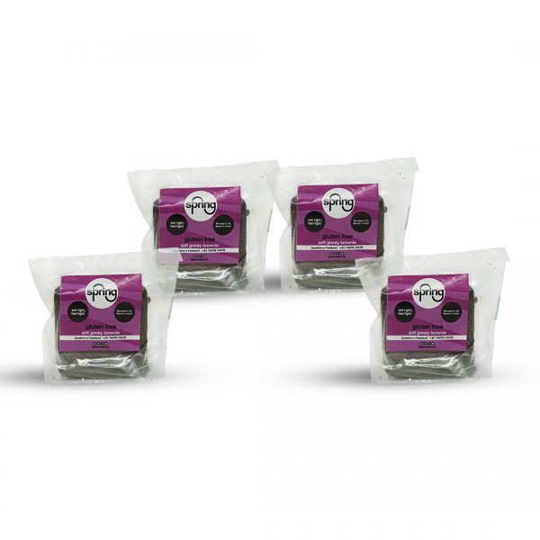 Gluten Free Chocolate Brownies - Combo packs | Sprinng Foods
